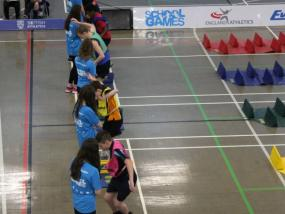 Oxfordshire School Games County Finals - Swimming and Sportshall Athletics