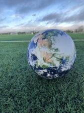 Bicester Fossils walking football celebrates #OneWorld campaign
