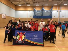 Oxfordshire School Games
