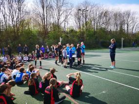 Oxfordshire School Games Spring County Finals