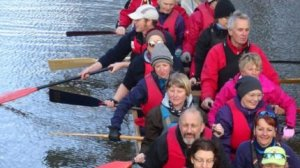 Oxford Paddlers for Life – making a difference to those affected by cancer