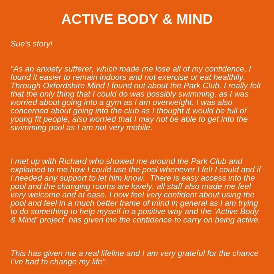Active Body & Mind Case study