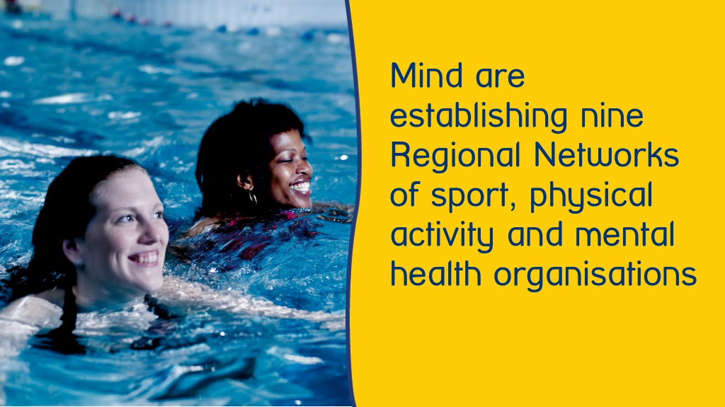 Active Oxfordshire selected as a Regional Mind Network Hub