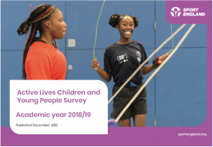 Active Lives Children and Young People results are released