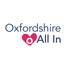 Stronger together: supporting the Oxfordshire All In team
