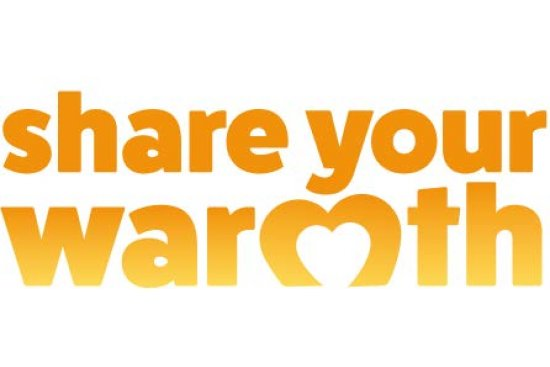 Share Your Warmth campaign